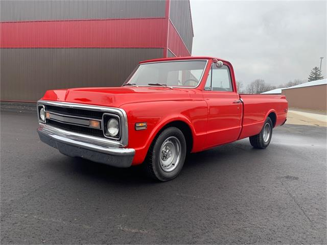 1972 Chevrolet C10 (CC-1449312) for sale in Annandale, Minnesota