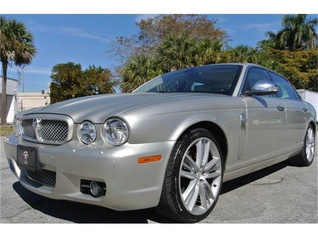 2009 Jaguar XJ8L (CC-1449314) for sale in Miami, Florida