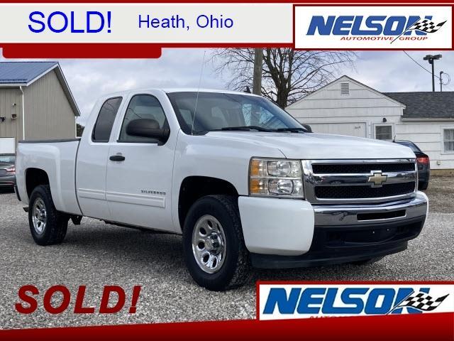 2010 Chevrolet Silverado (CC-1449318) for sale in Marysville, Ohio