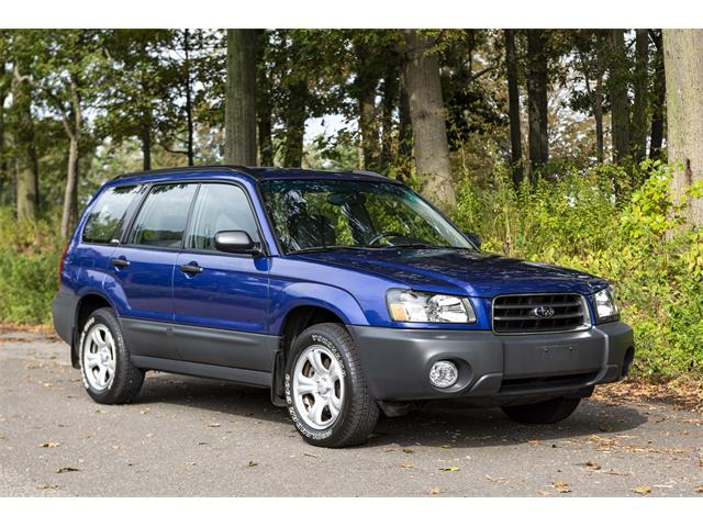 2003 Subaru Forester (CC-1449390) for sale in STRATFORD, Connecticut