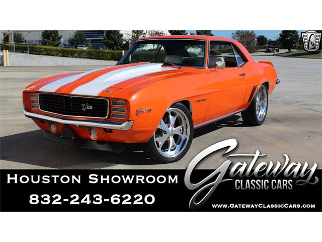 1969 Chevrolet Camaro (CC-1449397) for sale in O'Fallon, Illinois