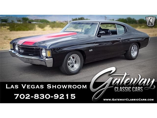 1972 Chevrolet Chevelle (CC-1449419) for sale in O'Fallon, Illinois