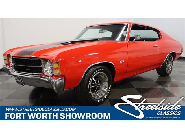 1971 Chevrolet Chevelle (CC-1440942) for sale in Ft Worth, Texas
