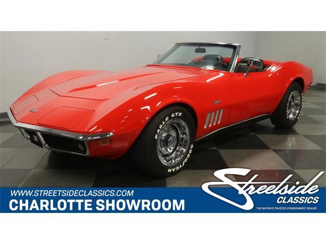 1969 Chevrolet Corvette (CC-1440946) for sale in Concord, North Carolina