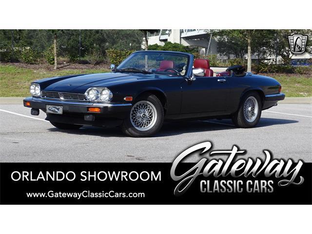 1989 Jaguar XJS (CC-1449466) for sale in O'Fallon, Illinois