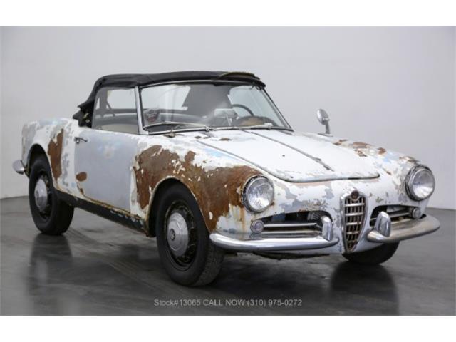 1959 Alfa Romeo Giulietta Spider Veloce (CC-1440954) for sale in Beverly Hills, California