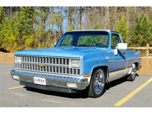 1982 Chevrolet C10 (CC-1449540) for sale in Cumming, Georgia