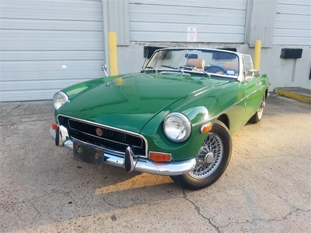 1970 MG MGB (CC-1449543) for sale in Houston, Texas