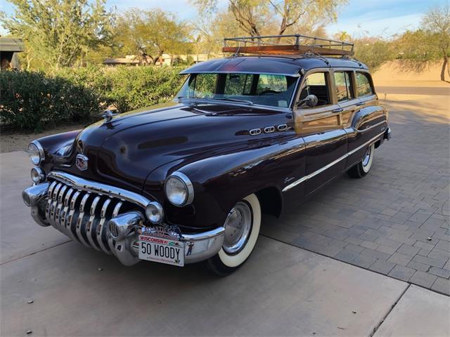 1950 Buick Estate Wagon (CC-1449561) for sale in Scottsdale, Arizona