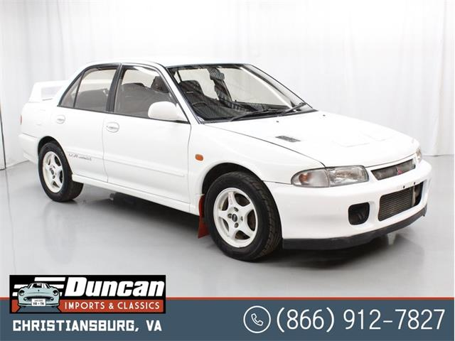 1994 Mitsubishi Lancer (CC-1449566) for sale in Christiansburg, Virginia