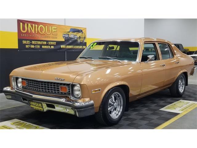 1973 Chevrolet Nova (CC-1449603) for sale in Mankato, Minnesota