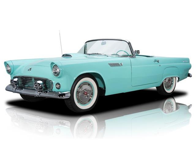 1955 Ford Thunderbird (CC-1449607) for sale in Charlotte, North Carolina