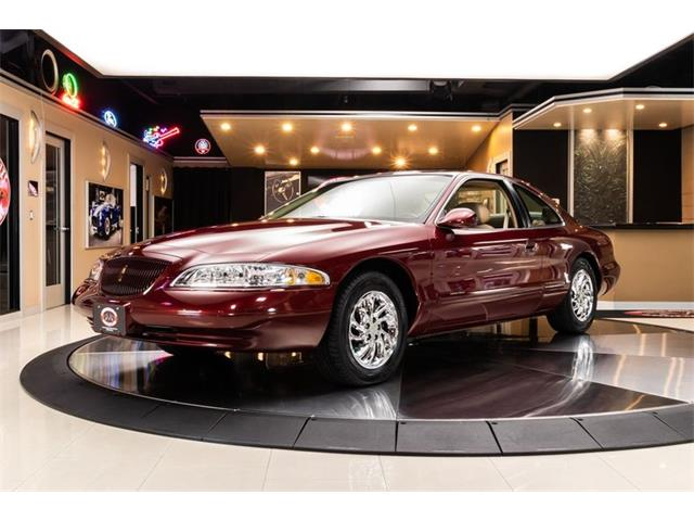 1998 Lincoln Mark V (CC-1449624) for sale in Plymouth, Michigan