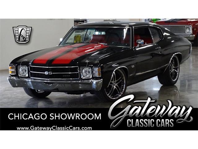 1972 Chevrolet Malibu (CC-1449634) for sale in O'Fallon, Illinois