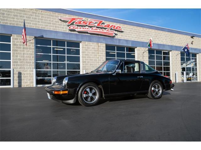 1974 Porsche 911 (CC-1449645) for sale in St. Charles, Missouri