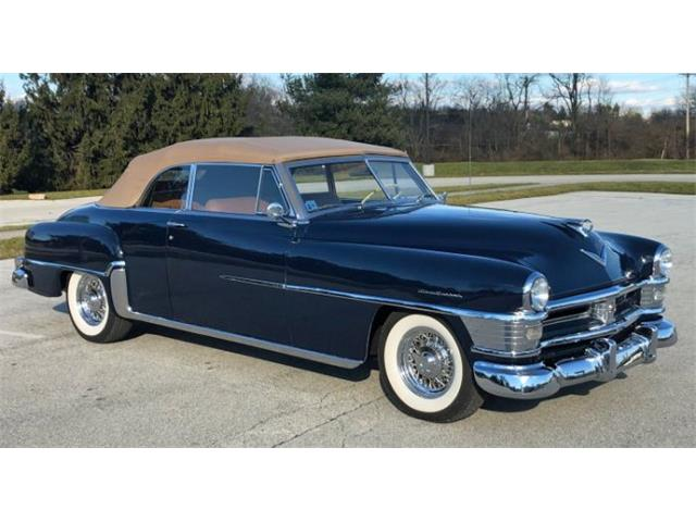 1951 Chrysler New Yorker (CC-1449654) for sale in Cadillac, Michigan
