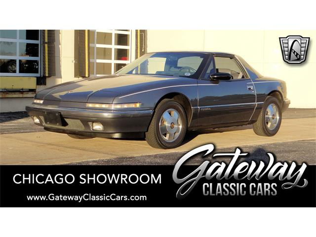 1989 Buick Reatta (CC-1449656) for sale in O'Fallon, Illinois