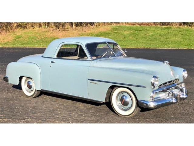 1952 Dodge Wayfarer (CC-1449658) for sale in Cadillac, Michigan