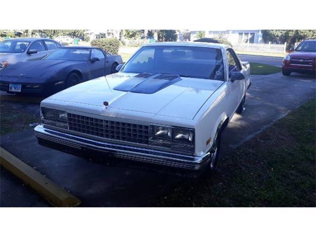 1986 Chevrolet El Camino (CC-1449672) for sale in Cadillac, Michigan