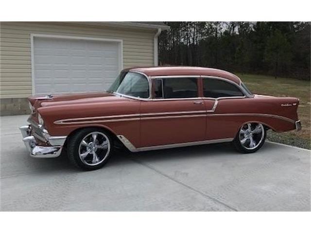 1956 Chevrolet Bel Air (CC-1440968) for sale in Greensboro, North Carolina