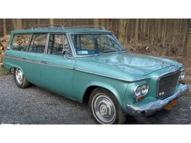 1963 Studebaker Lark (CC-1449691) for sale in Cadillac, Michigan