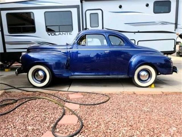 1941 Plymouth Special Deluxe (CC-1449694) for sale in Cadillac, Michigan