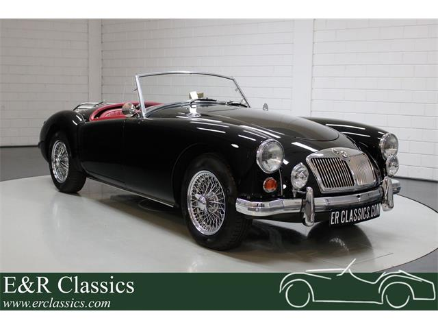 1960 MG MGA (CC-1449702) for sale in Waalwijk, [nl] Pays-Bas