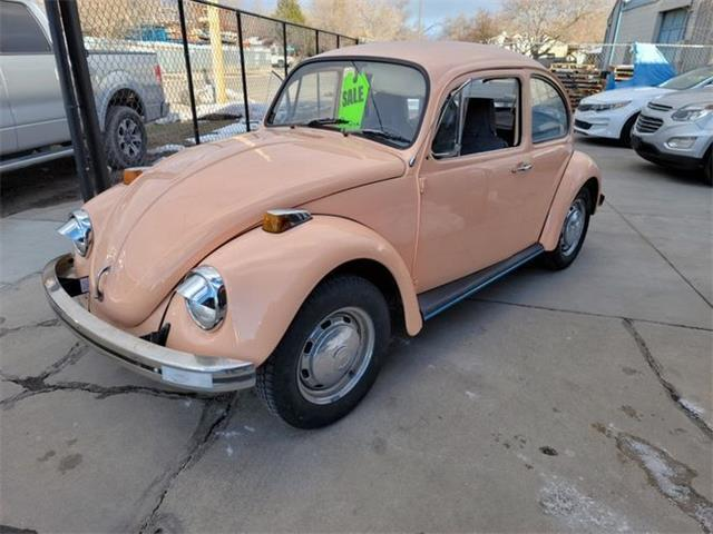 1972 Volkswagen Beetle (CC-1449703) for sale in Cadillac, Michigan