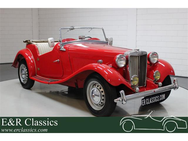 1953 MG TD (CC-1449710) for sale in Waalwijk, [nl] Pays-Bas