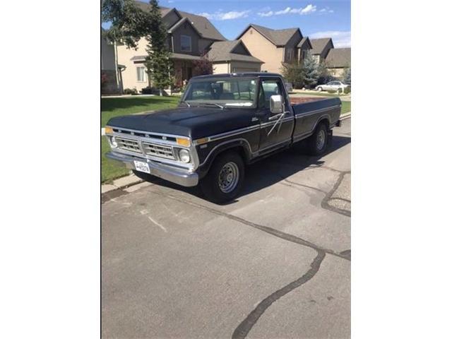 1977 Ford F250 (CC-1449714) for sale in Cadillac, Michigan