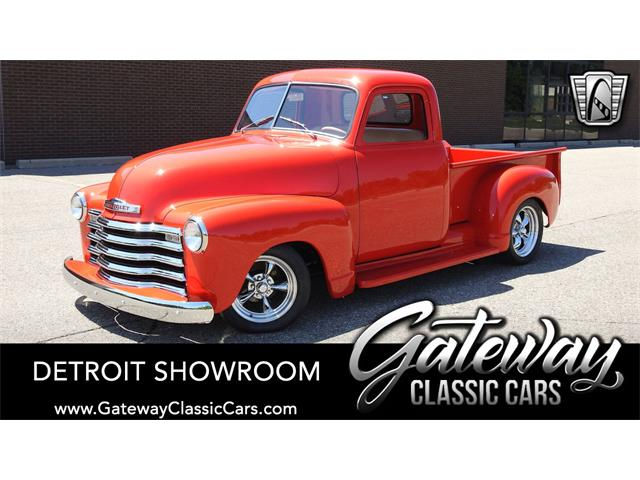 1950 Chevrolet 3100 (CC-1440972) for sale in O'Fallon, Illinois
