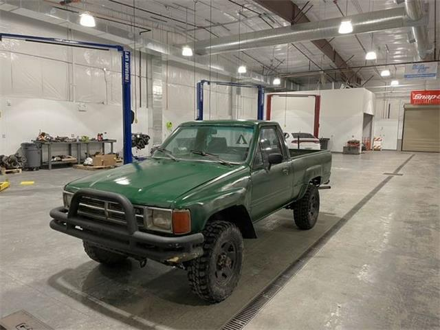 1988 Toyota Pickup (CC-1449721) for sale in Cadillac, Michigan