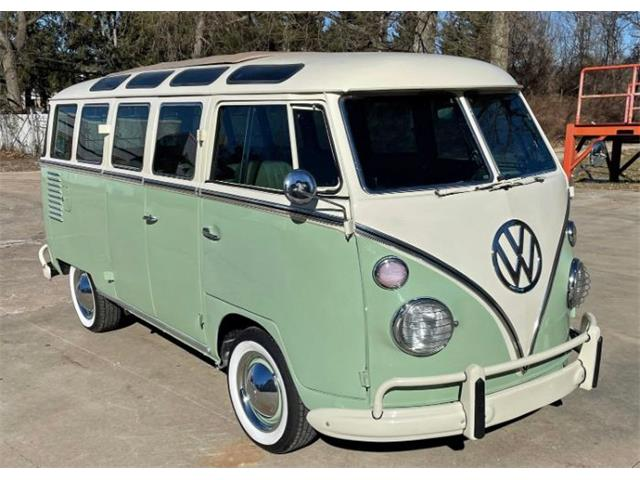1964 Volkswagen Bus (CC-1449725) for sale in Cadillac, Michigan
