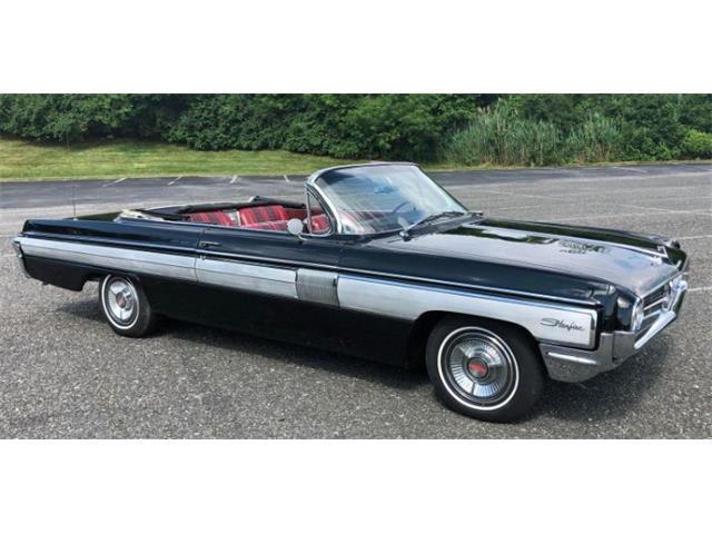 1962 Oldsmobile Starfire (CC-1449732) for sale in Cadillac, Michigan