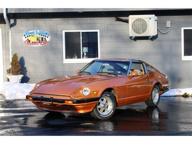 1982 Datsun 280ZX (CC-1449734) for sale in Hilton, New York