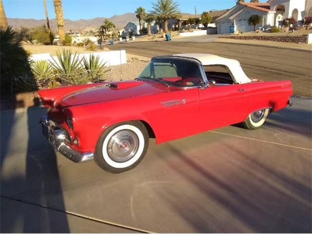 1955 Ford Thunderbird (CC-1449741) for sale in Cadillac, Michigan