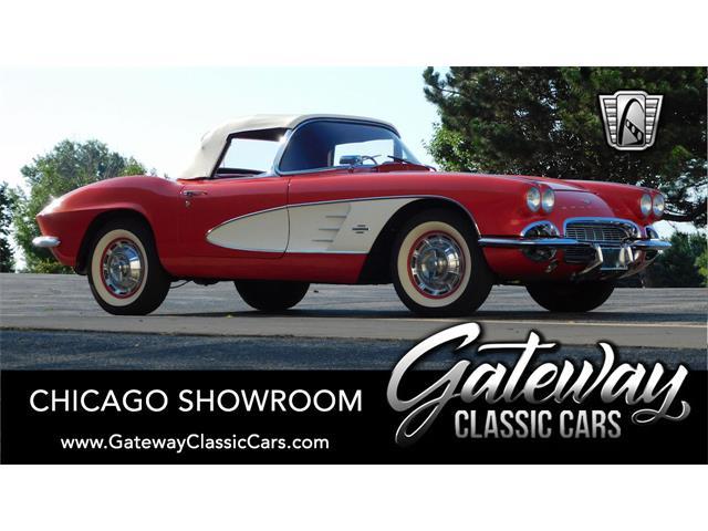 1961 Chevrolet Corvette (CC-1449742) for sale in O'Fallon, Illinois