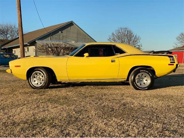 1974 Plymouth Barracuda (CC-1449750) for sale in Cadillac, Michigan