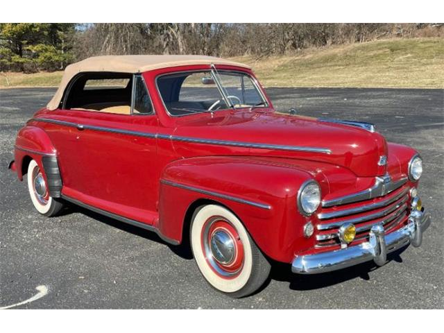1948 Ford Super Deluxe (CC-1449753) for sale in Cadillac, Michigan