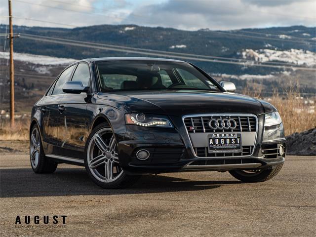 2011 Audi S4 (CC-1440976) for sale in Kelowna, British Columbia