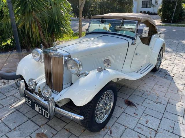 1952 MG TD (CC-1449770) for sale in Cadillac, Michigan