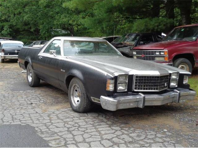 1979 Ford Ranchero (CC-1449775) for sale in Cadillac, Michigan