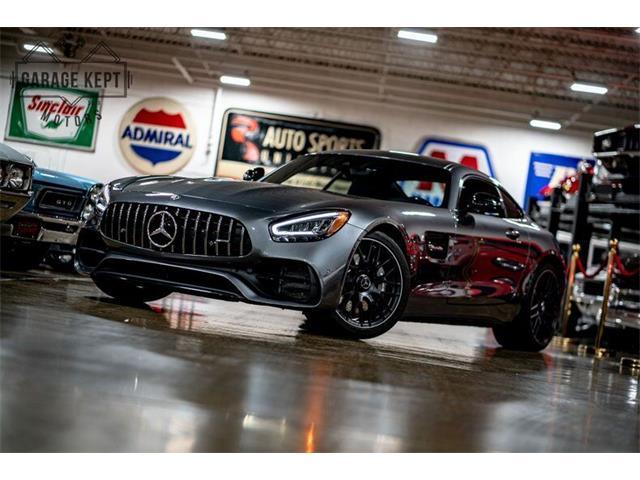 2020 Mercedes-Benz AMG (CC-1440979) for sale in Grand Rapids, Michigan