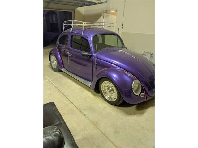 1963 Volkswagen Beetle (CC-1449791) for sale in Cadillac, Michigan