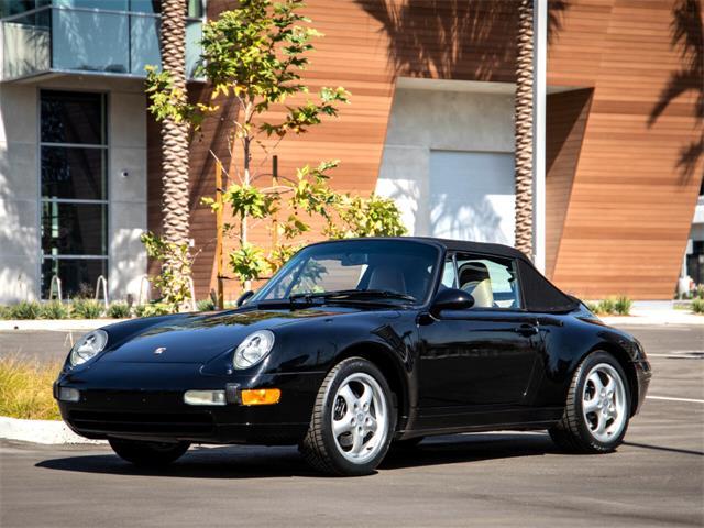 1997 Porsche 993 (CC-1449802) for sale in Marina Del Rey, California