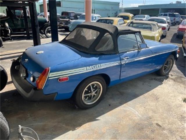 1976 MG MGB (CC-1449806) for sale in Miami, Florida
