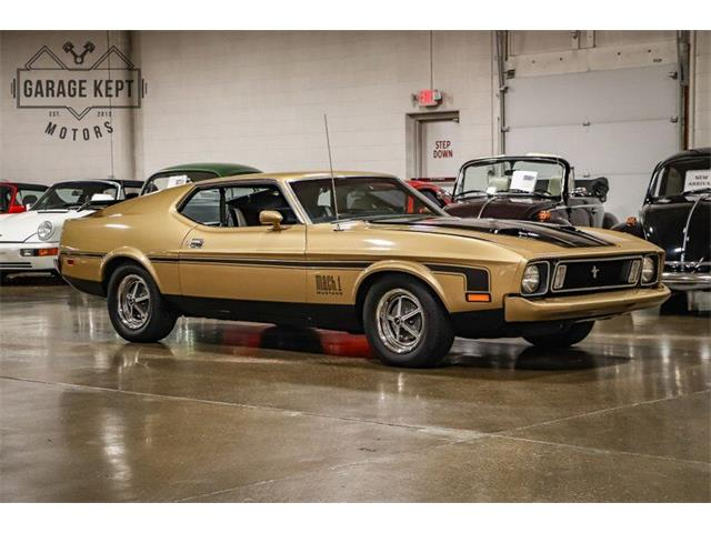 1973 Ford Mustang (CC-1440982) for sale in Grand Rapids, Michigan