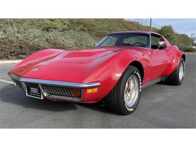 1972 Chevrolet Corvette (CC-1440985) for sale in Fairfield, California