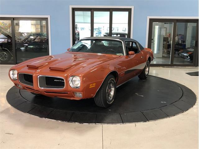 1971 Pontiac Firebird (CC-1449852) for sale in Palmetto, Florida