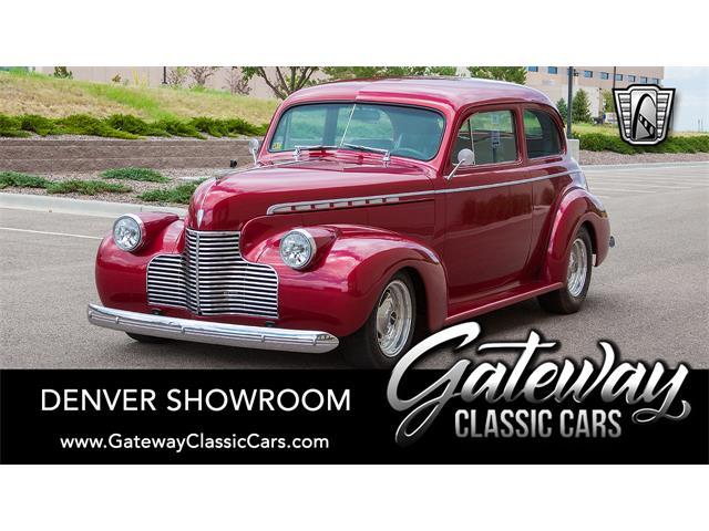 1940 Chevrolet Deluxe (CC-1449858) for sale in O'Fallon, Illinois